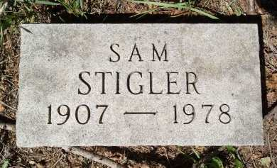 STIGLER, SAM - Black Hawk County, Iowa | SAM STIGLER
