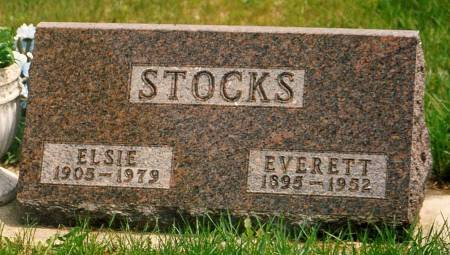 BRYSON STOCKS, ELSIE - Black Hawk County, Iowa | ELSIE BRYSON STOCKS