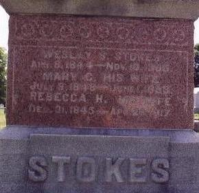 STOKES, WESLEY - Black Hawk County, Iowa | WESLEY STOKES