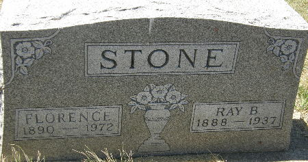 STONE, RAY B. - Black Hawk County, Iowa | RAY B. STONE