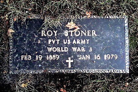 STONER, ROY - Black Hawk County, Iowa | ROY STONER