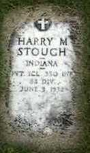 STOUGH, HARRY M. - Black Hawk County, Iowa | HARRY M. STOUGH