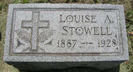 STOWELL, LOUISE A. - Black Hawk County, Iowa | LOUISE A. STOWELL