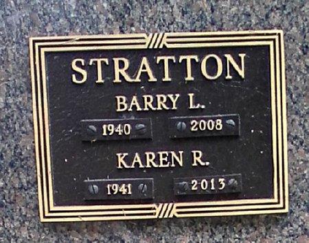 STRATTON, BARRY L. - Black Hawk County, Iowa | BARRY L. STRATTON