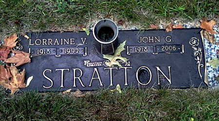 STRATTON, JOHN G. - Black Hawk County, Iowa | JOHN G. STRATTON