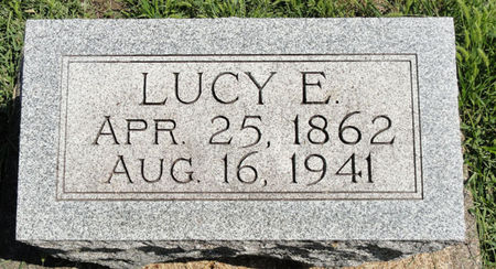 YOUNG STRIEGEL, LUCY E. - Black Hawk County, Iowa | LUCY E. YOUNG STRIEGEL