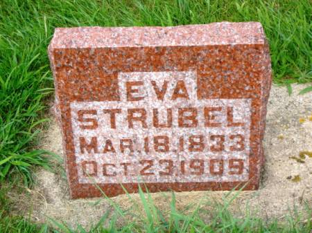 FULL STRUBEL, EVA - Black Hawk County, Iowa | EVA FULL STRUBEL