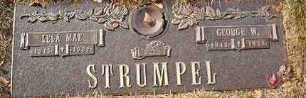 STRUMPEL, GEORGE W. - Black Hawk County, Iowa   GEORGE W. STRUMPEL