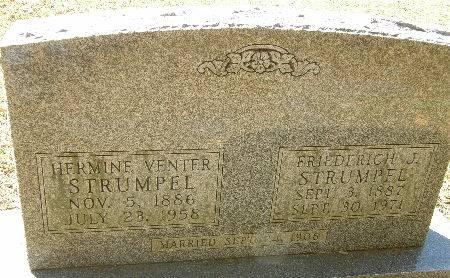 STRUMPEL, FRIEDERICH J. - Black Hawk County, Iowa | FRIEDERICH J. STRUMPEL