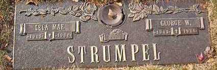 STRUMPEL, LELA MAE - Black Hawk County, Iowa | LELA MAE STRUMPEL