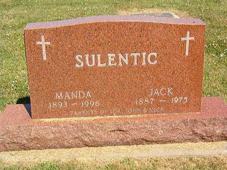 SULENTIC, MANDA - Black Hawk County, Iowa | MANDA SULENTIC