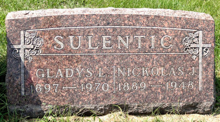 BEILKE SULENTIC, GLADYS L. - Black Hawk County, Iowa | GLADYS L. BEILKE SULENTIC