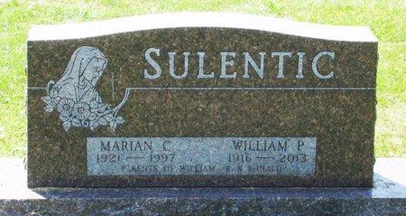 JACOBSEN SULENTIC, MARIAN C. - Black Hawk County, Iowa | MARIAN C. JACOBSEN SULENTIC