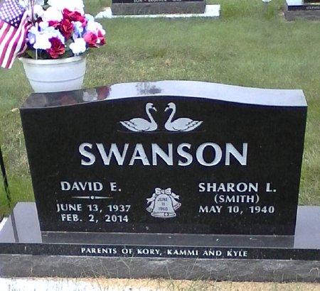SWANSON, DAVID E. - Black Hawk County, Iowa | DAVID E. SWANSON