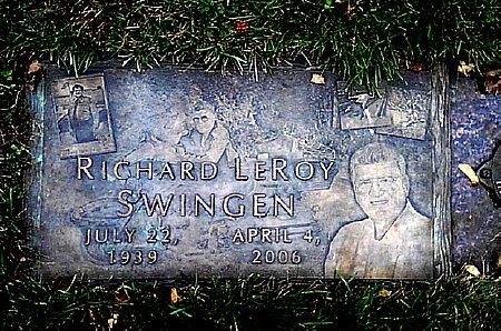 SWINGEN, RICHARD LEROY - Black Hawk County, Iowa | RICHARD LEROY SWINGEN