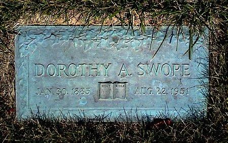 SWOPE, DOROTHY A. - Black Hawk County, Iowa | DOROTHY A. SWOPE