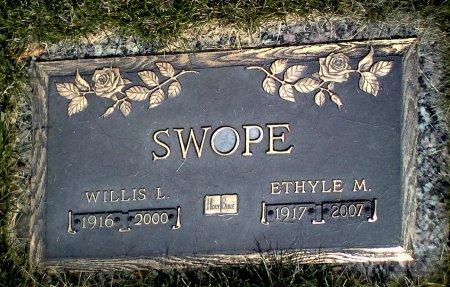 SWOPE, WILLIS L. - Black Hawk County, Iowa | WILLIS L. SWOPE