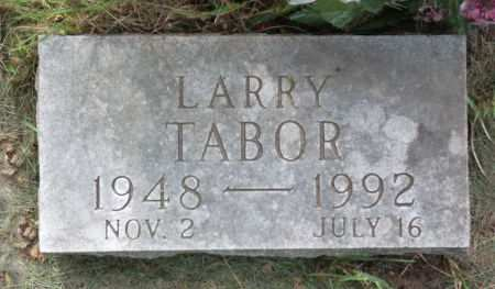 TABOR, LARRY - Black Hawk County, Iowa | LARRY TABOR