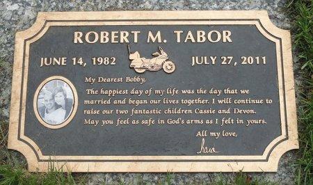 TABOR, ROBERT M.