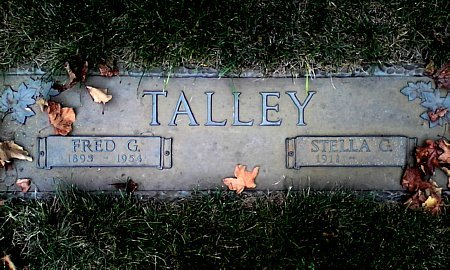 TALLEY, FRED G. - Black Hawk County, Iowa | FRED G. TALLEY