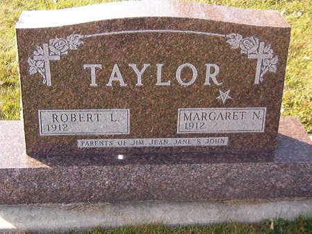 TAYLOR, MARGARET N. - Black Hawk County, Iowa | MARGARET N. TAYLOR