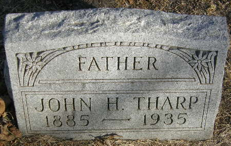 THARP, JOHN H. - Black Hawk County, Iowa | JOHN H. THARP