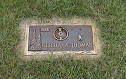 THOMAS, GERALD A. - Black Hawk County, Iowa | GERALD A. THOMAS