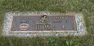 THOMAS, EVELYN V. - Black Hawk County, Iowa | EVELYN V. THOMAS