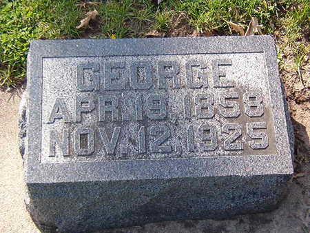 THYGESEN, GEORGE - Black Hawk County, Iowa   GEORGE THYGESEN