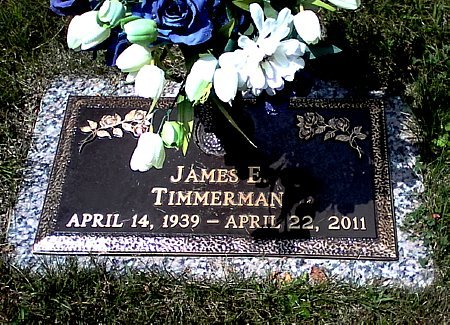 TIMMERMAN, JAMES E. - Black Hawk County, Iowa | JAMES E. TIMMERMAN