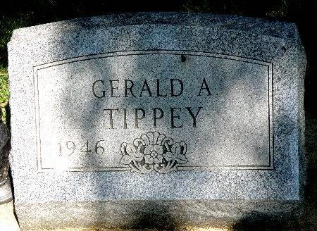 TIPPEY, GERALD A. - Black Hawk County, Iowa | GERALD A. TIPPEY