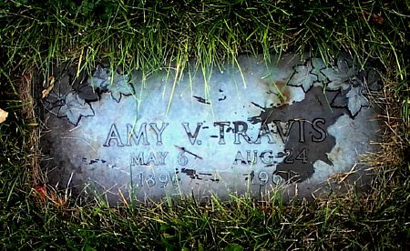 TRAVIS, AMY V. - Black Hawk County, Iowa | AMY V. TRAVIS