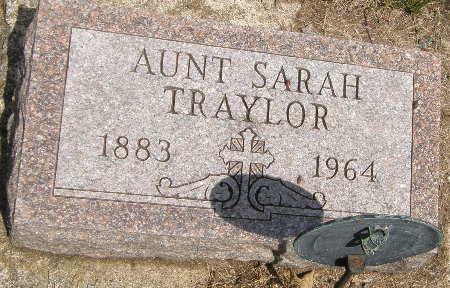 TRAYLOR, SARAH - Black Hawk County, Iowa | SARAH TRAYLOR