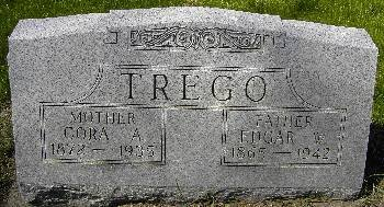 TREGO, CORA - Black Hawk County, Iowa | CORA TREGO