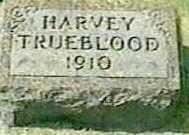 TRUEBLOOD, HARVEY - Black Hawk County, Iowa | HARVEY TRUEBLOOD