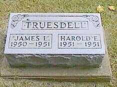 TRUESDELL, HAROLD E. - Black Hawk County, Iowa | HAROLD E. TRUESDELL