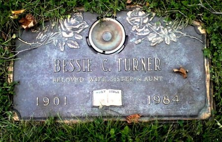 TURNER, BESSIE C. - Black Hawk County, Iowa | BESSIE C. TURNER