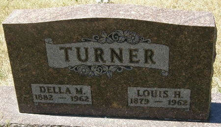 TURNER, LOUIS H. - Black Hawk County, Iowa | LOUIS H. TURNER