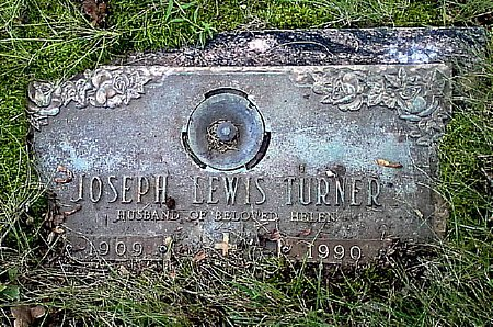TURNER, JOSEPH LEWIS - Black Hawk County, Iowa | JOSEPH LEWIS TURNER