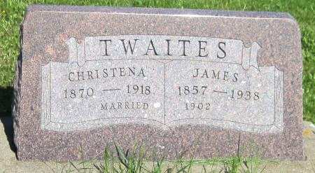 TWAITES, JAMES - Black Hawk County, Iowa | JAMES TWAITES