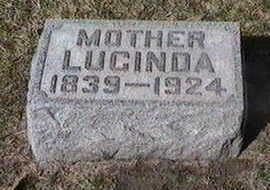 UNKNOWN, LUCINDA - Black Hawk County, Iowa | LUCINDA UNKNOWN