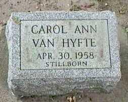 VAN HYFTE, CAROL ANN - Black Hawk County, Iowa   CAROL ANN VAN HYFTE