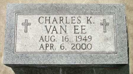 VAN EE, CHARLES K. - Black Hawk County, Iowa | CHARLES K. VAN EE