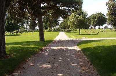 VIEW, ENTRANCE - Black Hawk County, Iowa | ENTRANCE VIEW