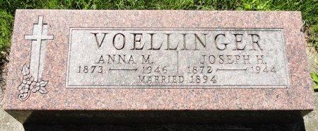 VOELLINGER, JOSEPH HERMAN - Black Hawk County, Iowa | JOSEPH HERMAN VOELLINGER