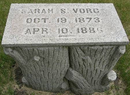 VORCE, SARAH S. - Black Hawk County, Iowa | SARAH S. VORCE
