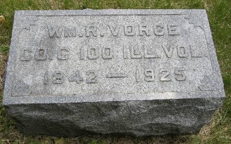 VORCE, WM R. - Black Hawk County, Iowa | WM R. VORCE