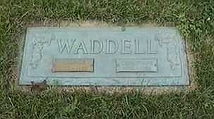 WADDELL, MR. AND MRS. - Black Hawk County, Iowa | MR. AND MRS. WADDELL
