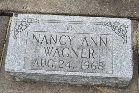 WAGNER, NANCY ANN - Black Hawk County, Iowa | NANCY ANN WAGNER