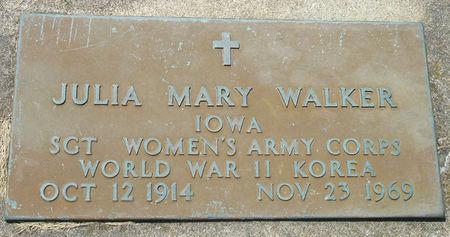 MIKOLAI WALKER, JULIA MARY - Black Hawk County, Iowa | JULIA MARY MIKOLAI WALKER